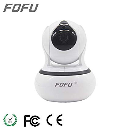 Camera WIFI FOFU 720P FF-8120WP/W